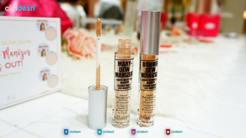 the balm ilotte istyle