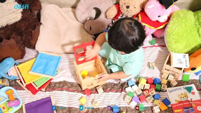 kegiatan montessori di rumah