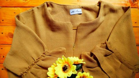 hijab fashion untuk ibu menyusui