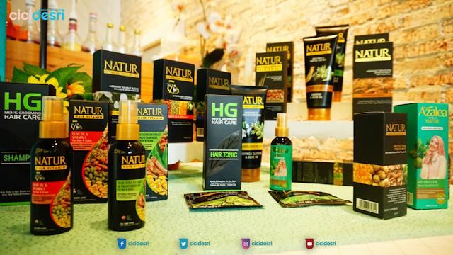 azalea shampoo inspired by natur