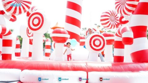 funtopia, traveloka, tempat liburan keluarga, balloon park, balon raksasa, bintaro exchange mall, beyond screen production