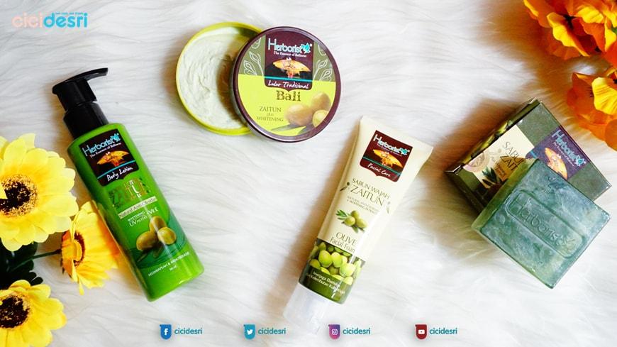 Herborist Body Lotion Zaitun, Herborist, herborist lulur mandi, minyak zaitun, manfaat zaitun untuk kulit, khasiat zaitun untuk kesehatan
