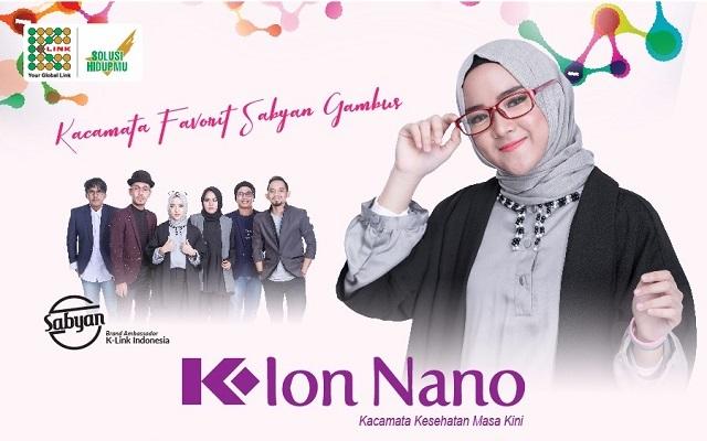 Kacamata kesehatan K-Ion Nano bantu segarkan mata lelah 4639209dd0