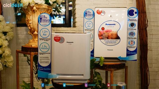 pentingnya udara bersih bagi kesehatan anak dan keluarga, udara sehat, polusi udara, panasonic, panasonic air purifier, panasonic car air purifier, air purifier mobil murah, review panasonic car air purifier. harga air purifier, review air purifier bagus murah