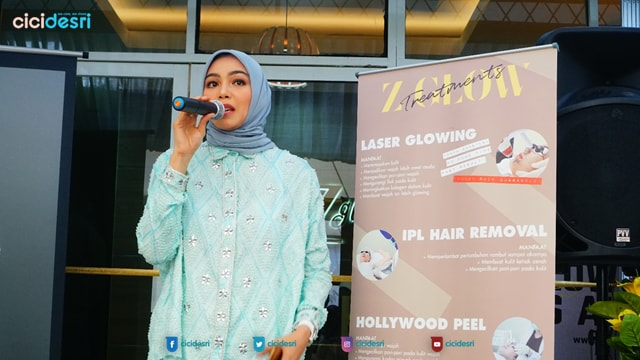 z glow, beauty clinic, review z glow, harga z glow, treatment z glow, futri zulya,, alamat z glow depok