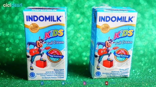 indomilk uht, indomilk uht full cream, susu uht untuk anak satu tahun, anak aktif yaitu, mengenali anak aktif, ciri anak aktif, manfaat anak aktif, indomilk susu tanpa tambahan gula dan garam, indomilk uht aman untuk bayi 1 tahun