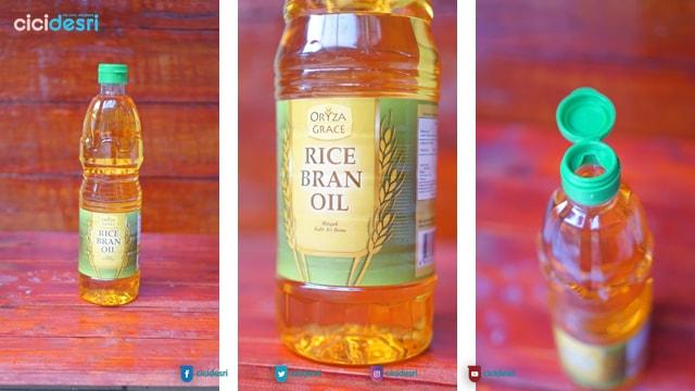 minyak goreng sehat, healthy oil, oryza grace rice bran oil. oryza grace, rice bran oil, minyak bekatul, minyak dedak, minya kulit padi, minyak nabati, minyak rendah lemak jenuh, minyak untuk penderita hipertensi dan kolesterol, tips memilih minyak goreng