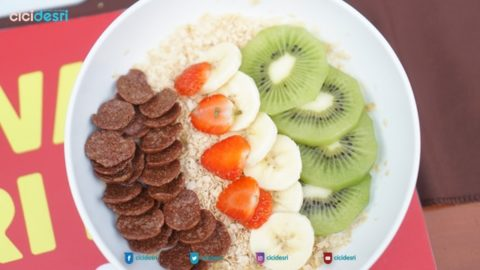 sarapan sehat, manfaat sarapan, menu sarapan sehat, sarapan ceral, sarapan nestle, awali hari baik dengan nestle, sarapan gandum, sarapan buah, waktu sarapan