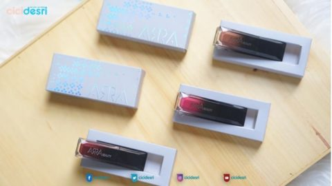 arra beauty lip matte, arra beauty, lip matte lokal bagus, harga arra beauty lip matte, arra beauty shade, arra beauty review