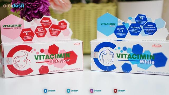 vitacimin white, vitacimin nutriglow, wanita sehat dan bahagia, tips menjadi wanita sehat