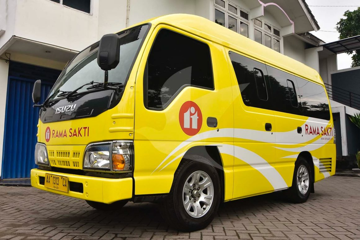 traveloka, rama sakti, rama sakti travel, rama sakit travle Jogja Semarang murah, pesan travel di Traveloka