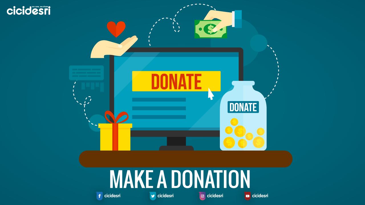 galang dana online diminati masyarakat