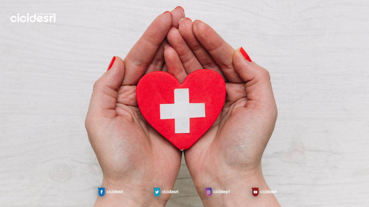 donasi kesehatan bisa dilakukan melalui galang dana online