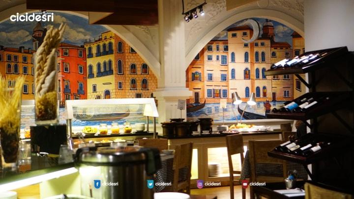 rekomendasi tempat buka puasa, buka puasa bersama, atria residences, bianco saparo d'itali, menu buka puasa di atria hotel, harga menu buka puasa, promo hotel lebaram