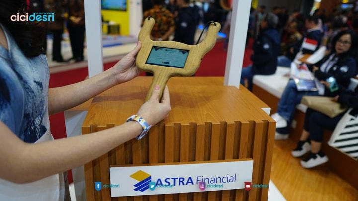 astra financial csr