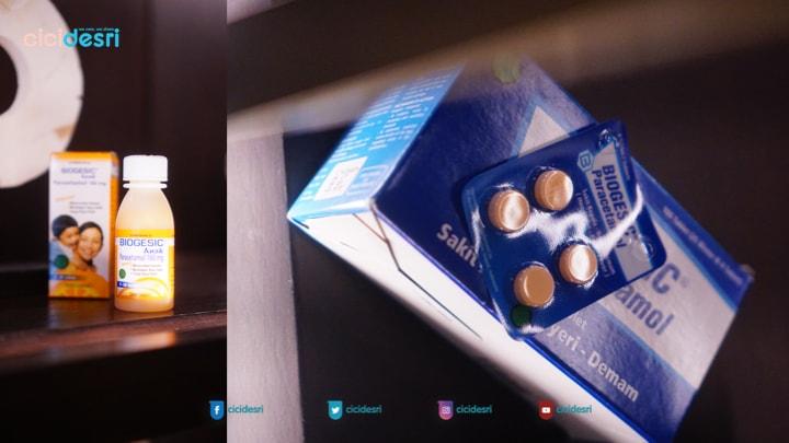 biogesic paracetamol