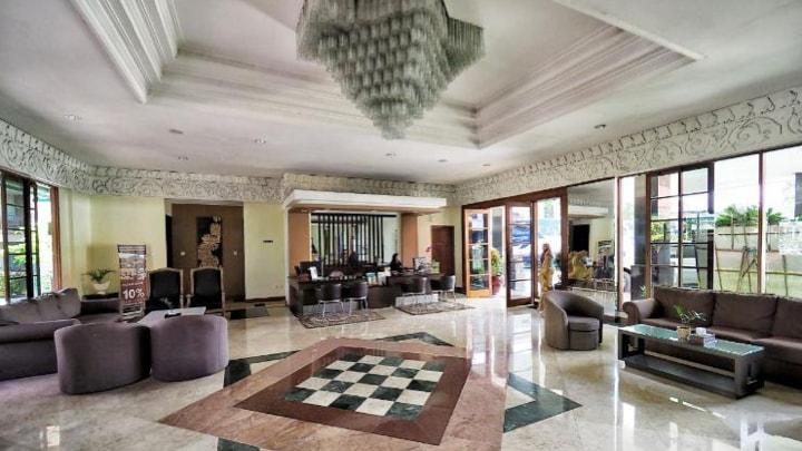 hotel grage sangkan spa kuningan jawa barat