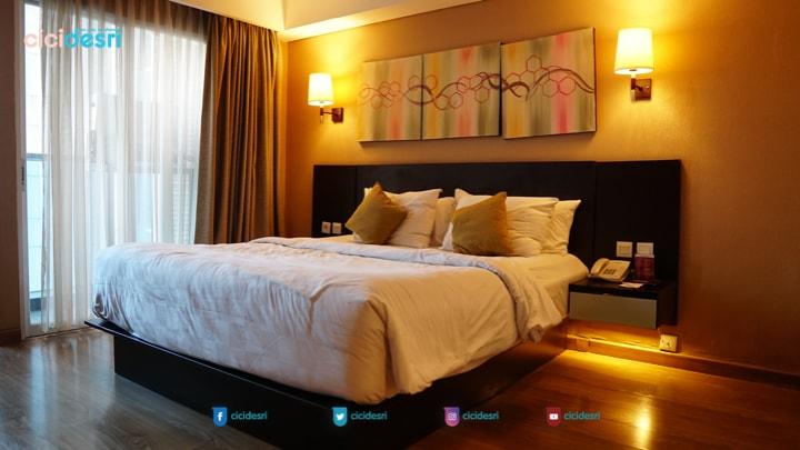 kamar deluxe bwp hotel
