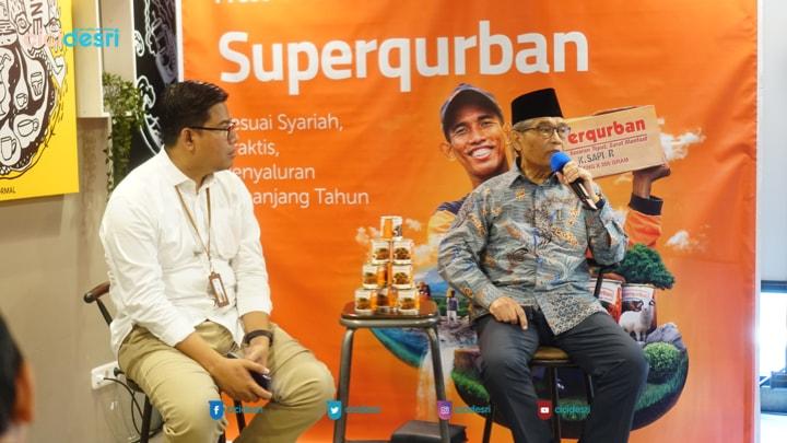 majelis ulama indonesia membolehkan distribusi dan pengolahan superqurban
