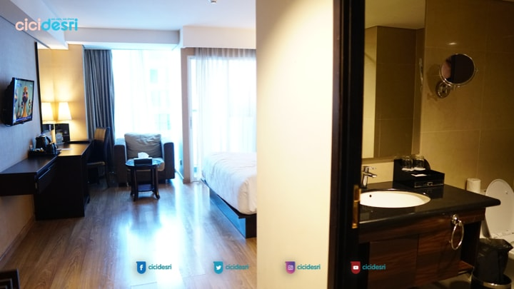 superior room best western premier hotel