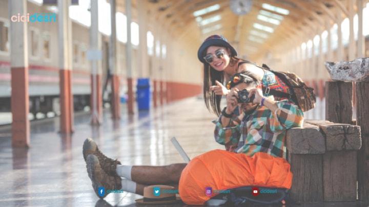 tips naik kereta ekonomi untuk solo traveling