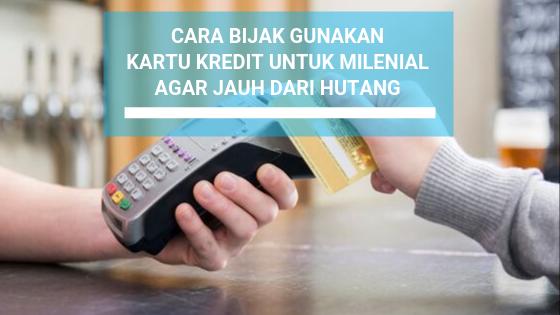 kartu kredit untuk milenial