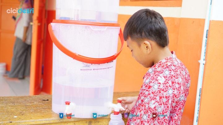 water filter untuk sekolah