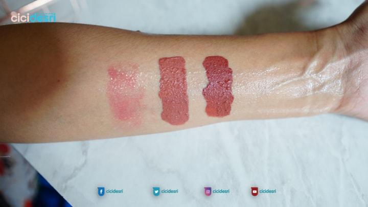all shade holy lip series