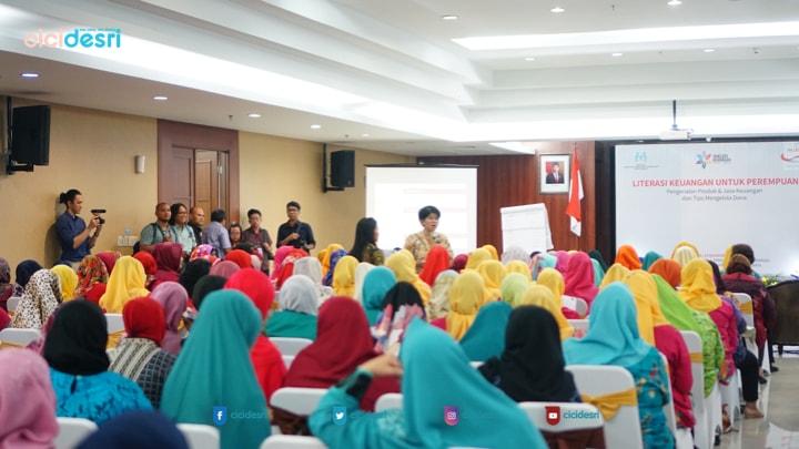 pelatihan literasi keuangan prudential 2019