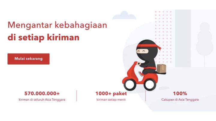 tracking kiriman paket