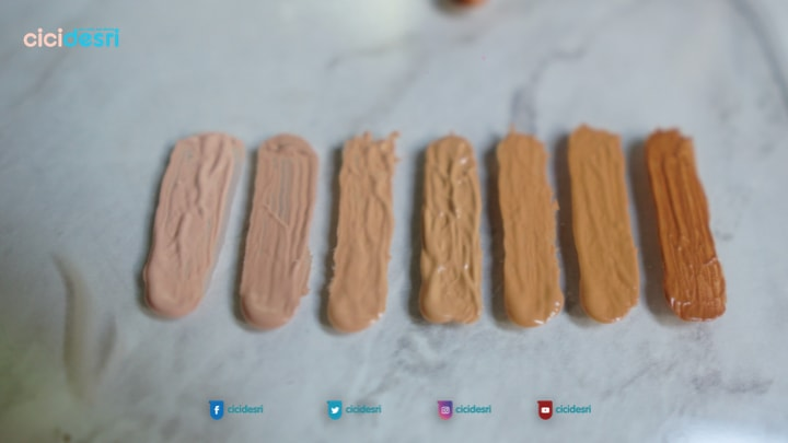 shade loreal infallible matte foundation