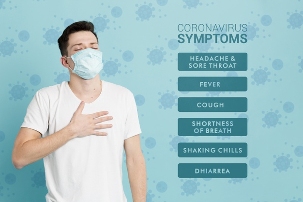 gejala virus corona, penyebab, diagnosis