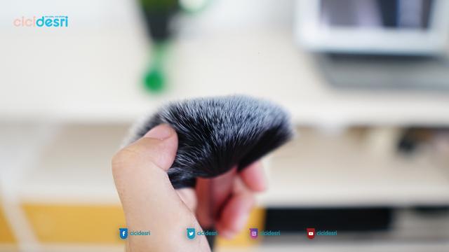 brush pipi, brush powder, brush halus murah, promo brush be youtiful