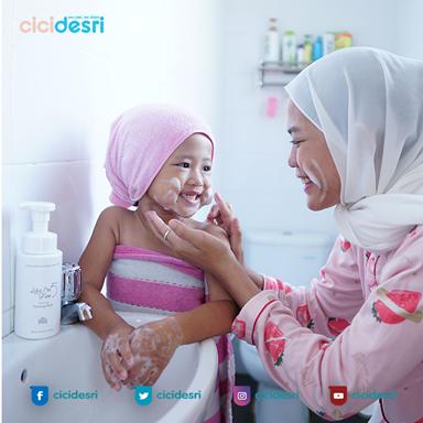 skincare ibu dan anak yang aman