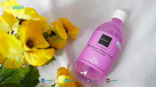 cs scarlett whitening, promo lotion murah