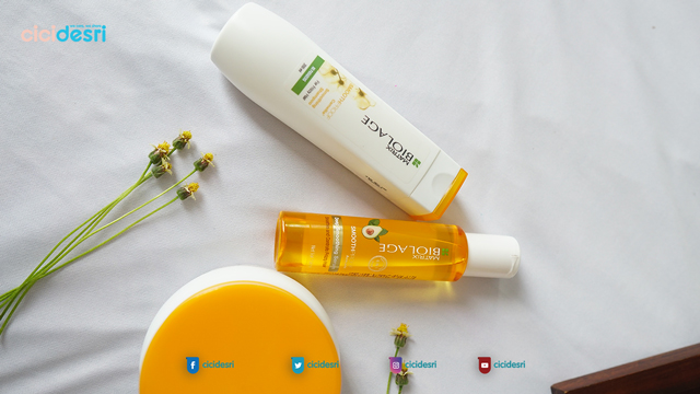 biolage deep smoothing serum, hair serum bagus. biolage hair serum
