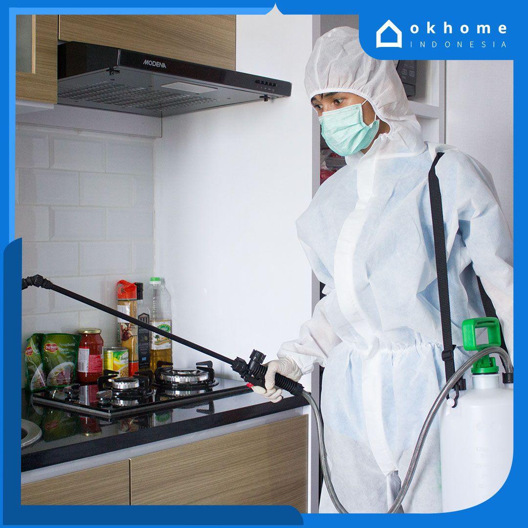 go clean, klik n clean, promo home cleaning, ok home