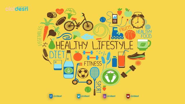 gaya hidup sehat, tips sehat