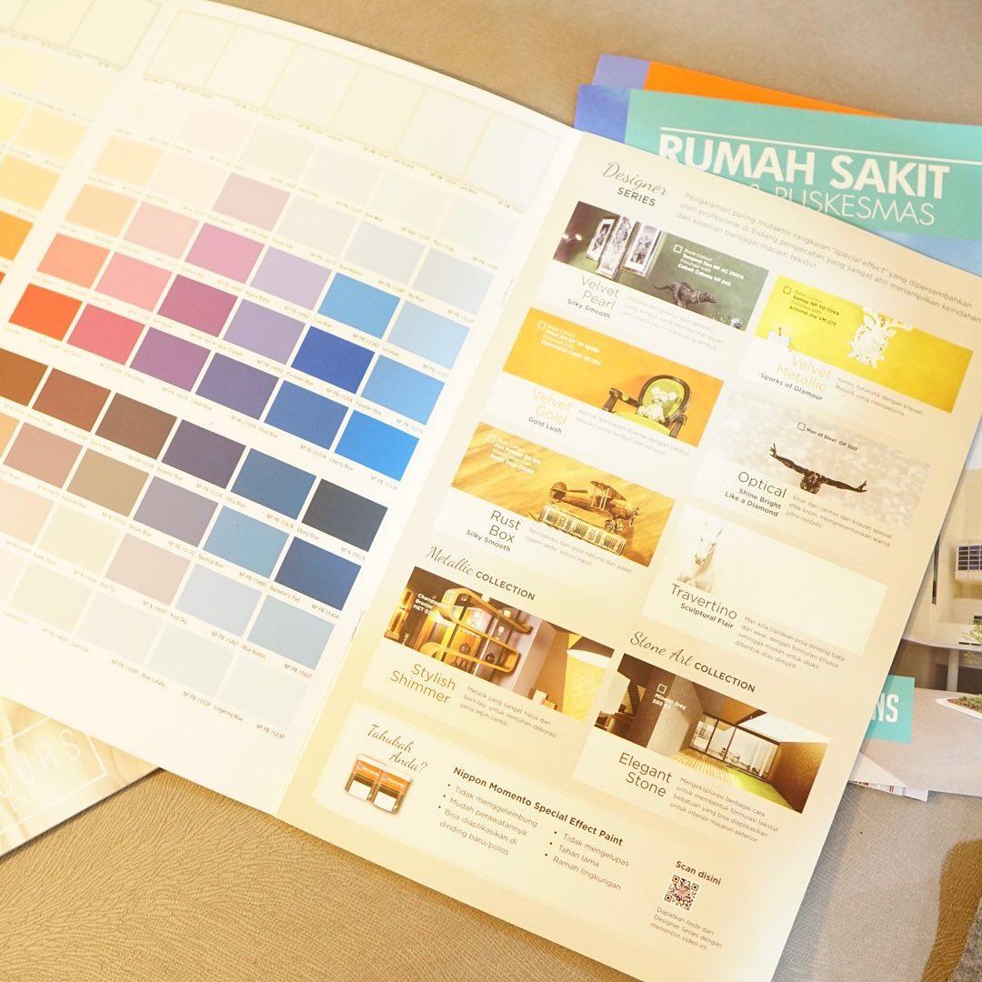 panduan warna nippon paint, cat rumah murah, cat ruamh aman, cat rumah bisa dihapus, cat rumah anti virus