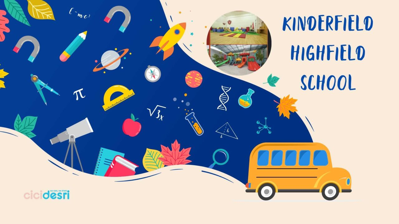 cabang kinderfield bekasi, kinderfield jakarta selatan, biaya kinderfield 2021