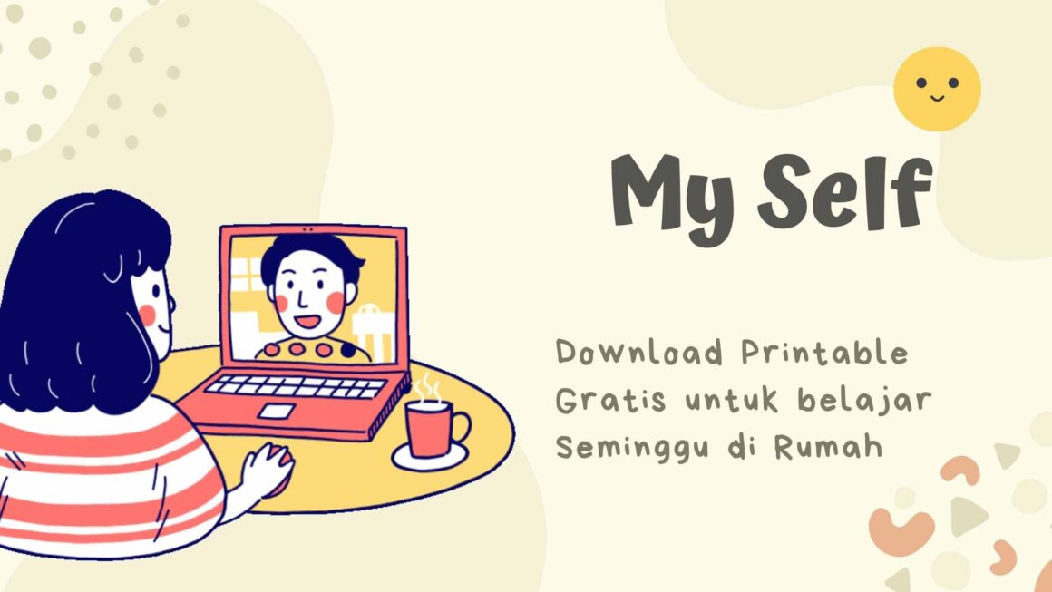 my self, my self printable, free printable, free worksheet my self